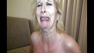 Mature gets big dick share