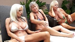 Swedish mom son sex